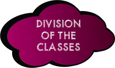 division of classes